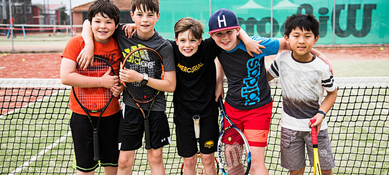 Sydney Kids Tennis Group Lessons
