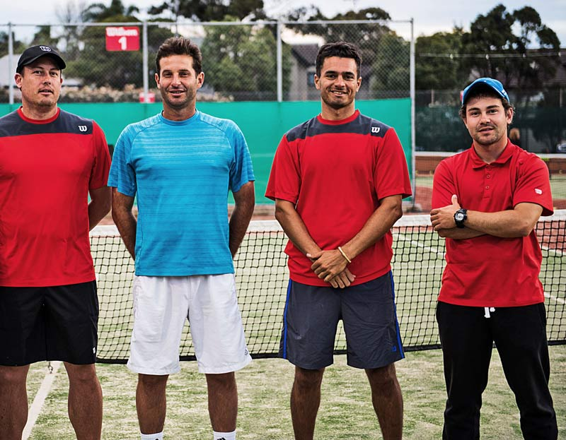 Best Tennis Coaches in Sydney