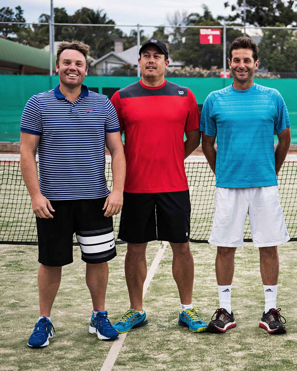 Tennis Group Coaching Sydney