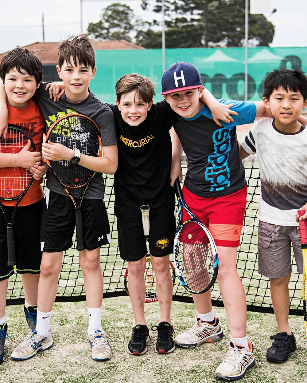 Kids Tennis Coaching Sydney