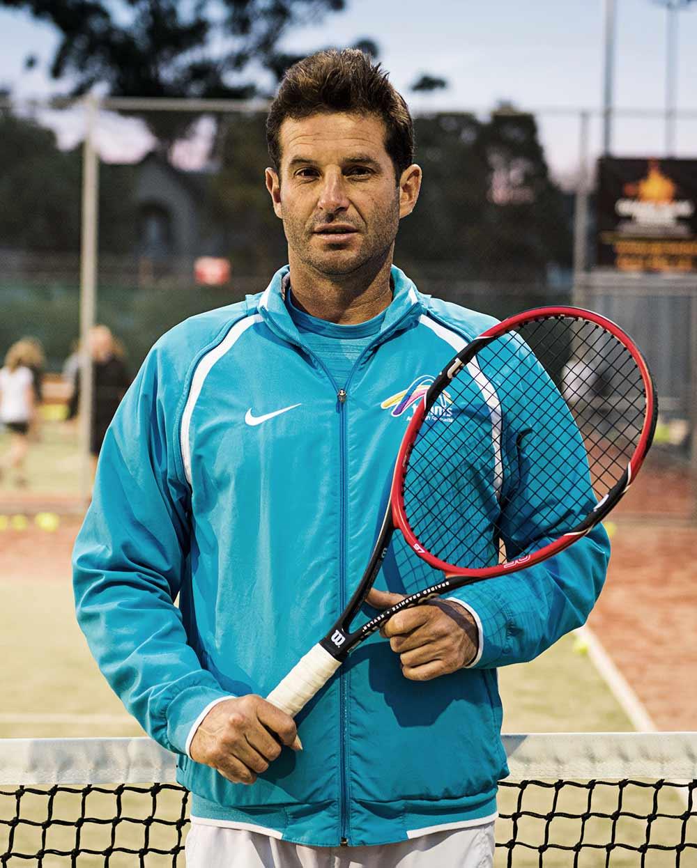 Tennis School Enrolment