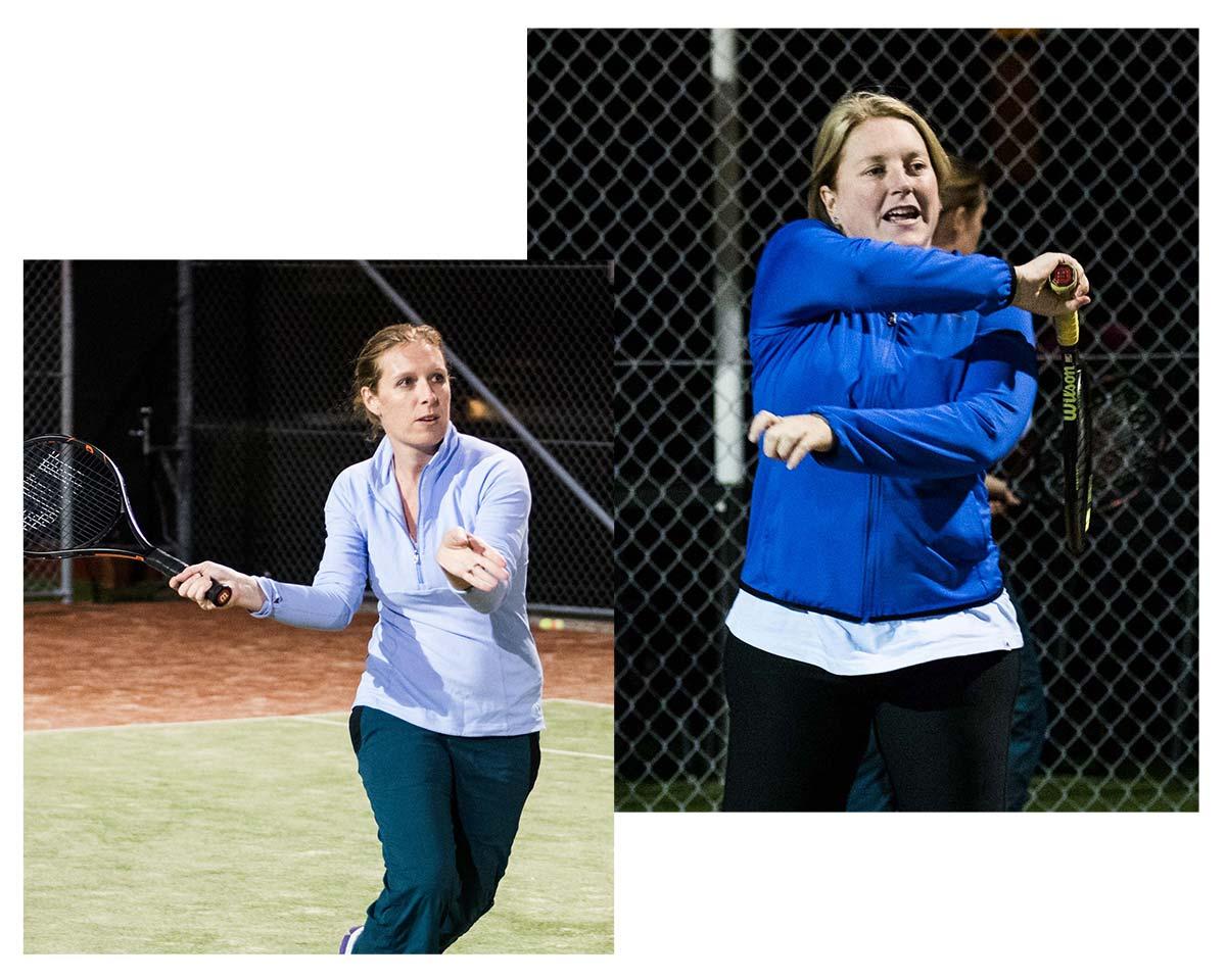 Adult Group Tennis Sydney