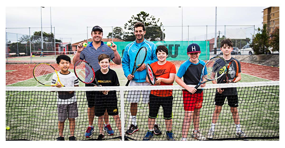 Sydney School Holiday Tennis Camp
