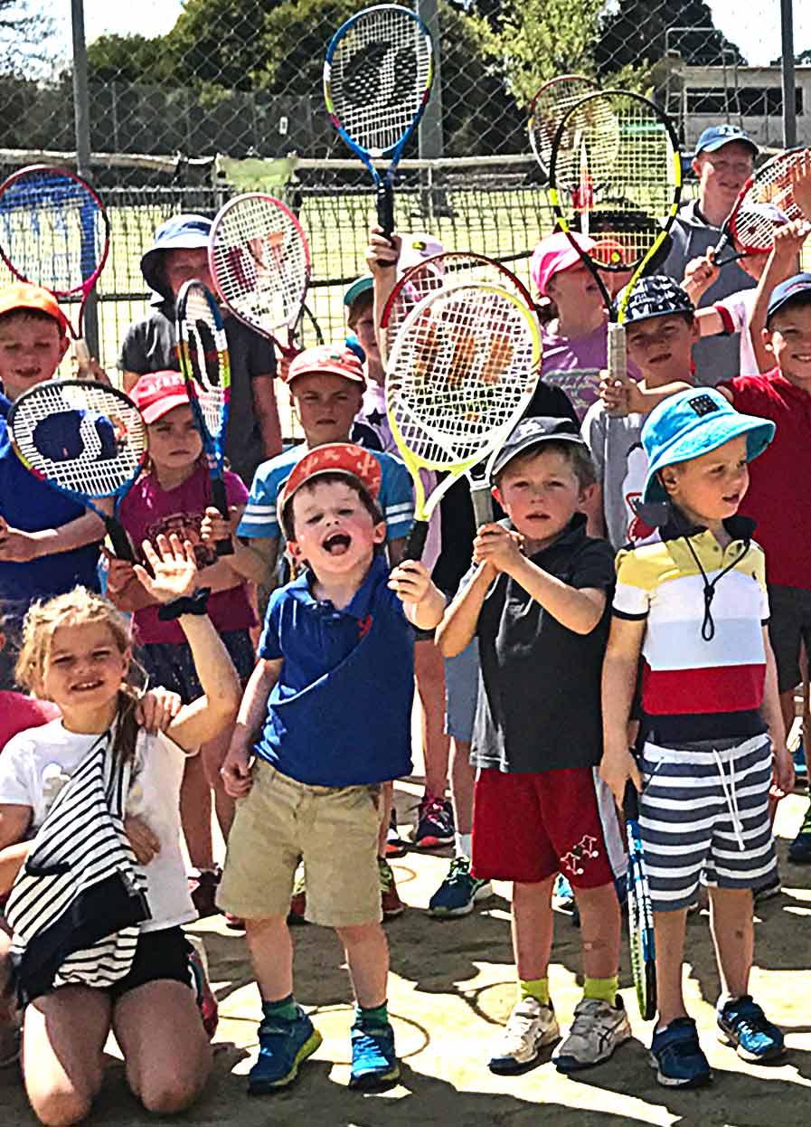 Sydney Kids Hot Shots Tennis Camp